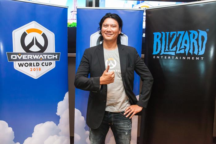 """Overwatch"" เตรียมเปิดศึกอีสปอร์ตระดับโลก ครั้งแรกในประเทศไทย"