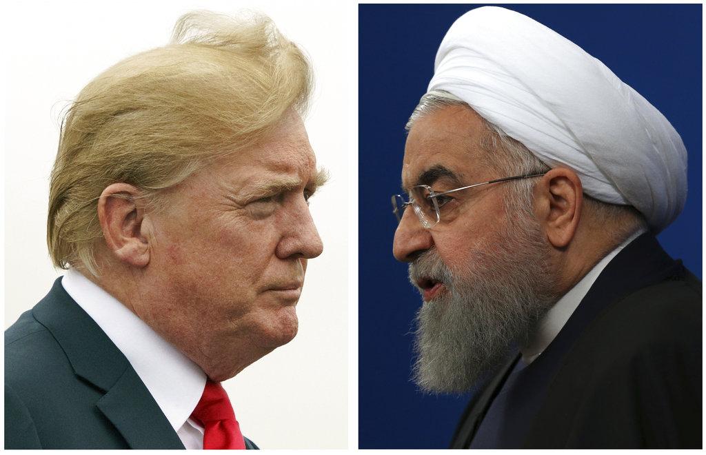ทรัมป์ยัวะจัดหลังอิหร่านเตือนเจอ'โคตรสงคราม'  ด้านรมว.มะกันก็ด่าผู้นำเตหะราน'มาเฟีย'