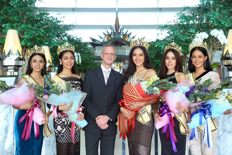 """""""โนโวเทล สุวรรณภูมิ""""แสดงความยินดี มิสแกรนด์ไทยแลนด์ 2018"""
