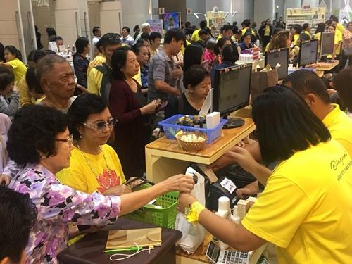 มหกรรมสมุนไพรสุดคึกคัก สะท้อนเทรนด์คนไทยดูแลสุขภาพและความงามด้วยสมุนไพรมากขึ้น