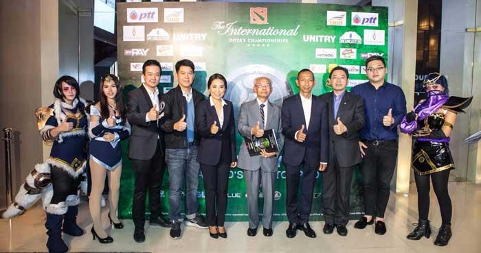 "Cyber News : ""ยูนิทรัย"" ดัน E-Sport ไทยสู่เวทีโลกด้วย ""UNITRY THAILAND'S PUBSTOMP 2018 by Lenovo"""