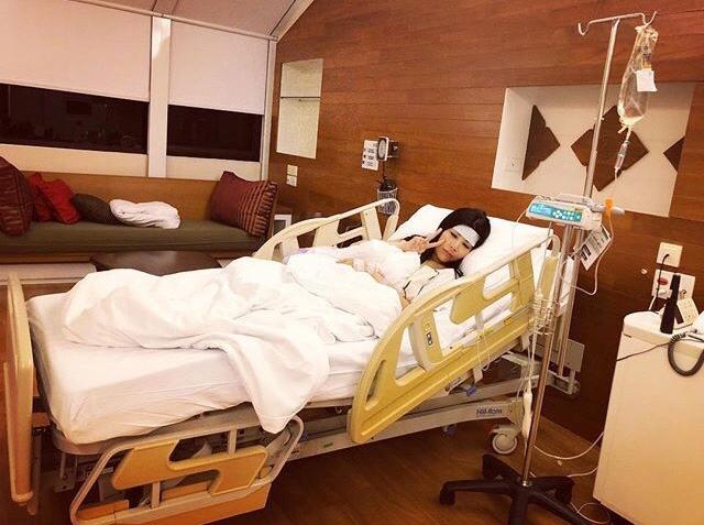 ช็อก!แหวนแหวน กินยานอนหลับจนป่วยเข้าโรงพยาบาล