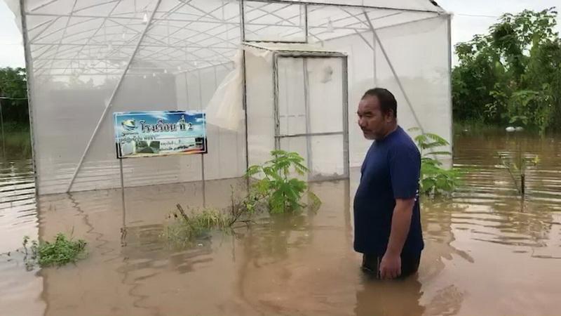 เตือนพื้นที่เสี่ยงน้ำท่วม ระวัง 3 กลุ่มโรค พบแนวโน้มป่วยสูงขึ้น
