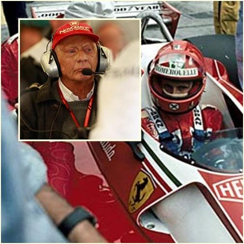 """InClip:""""นิกิ เลาดา"""" เจ้าของสายการบินชื่อดัง """"เลาดาแอร์"""" อดีตนักขับ F1 3 สมัย เข้ารับผ่าตัด """"เปลี่ยนถ่ายอวัยวะปอด"""" ในเวียนนา"""
