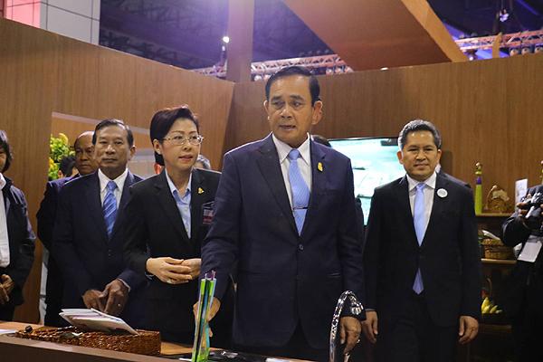 นายกรัฐมนตรี เปิดงาน Thailand Social Expo 2018 แสดงผลงานด้านสังคมของรัฐบาล และงานมหกรรมด้านสังคมครั้งแรกของประเทศไทย