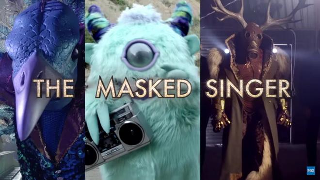 มาแล้ว Masked Singer US!! ผู้ชิงแกรมมี, ดาราระดับวอล์กออฟเฟม, แชมป์ซูเปอร์โบว์ล ร่วมโชว์เสียง