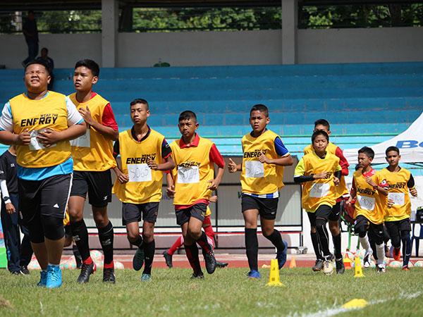 สโมสรฟุตบอลบีจีเอฟซี (BGFC) ลงพื้นที่ จ.สงขลา คัดเลือกเยาวชนตัวแทนโซนภาคใต้