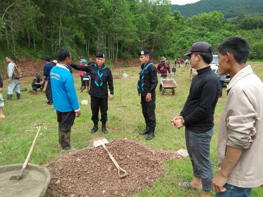 เร่งสร้างศูนย์พักพิงฯช่วยชาวห้วยขาบเหยื่อโคลนถล่ม คาดอีก 14 วันเสร็จ