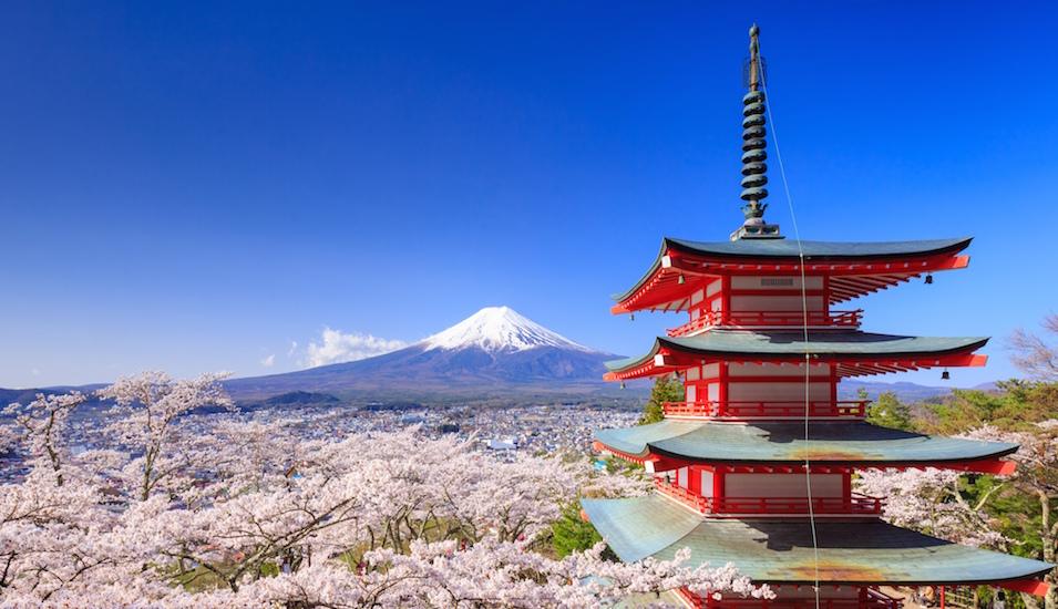 """""""สิงหาฯ พาแม่เที่ยว"""" กับโปรบินเป็นคู่ สู่ญี่ปุ่นกับการบินไทย"""