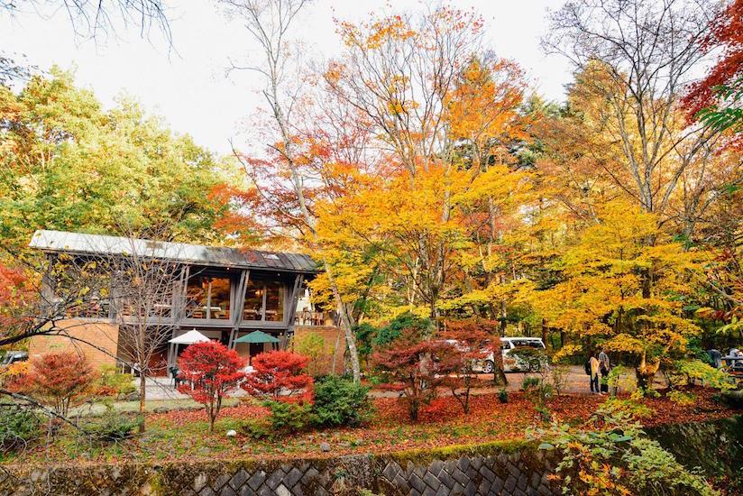 คารุอิซาวะ-มาชิ (Karuizawa – machi)