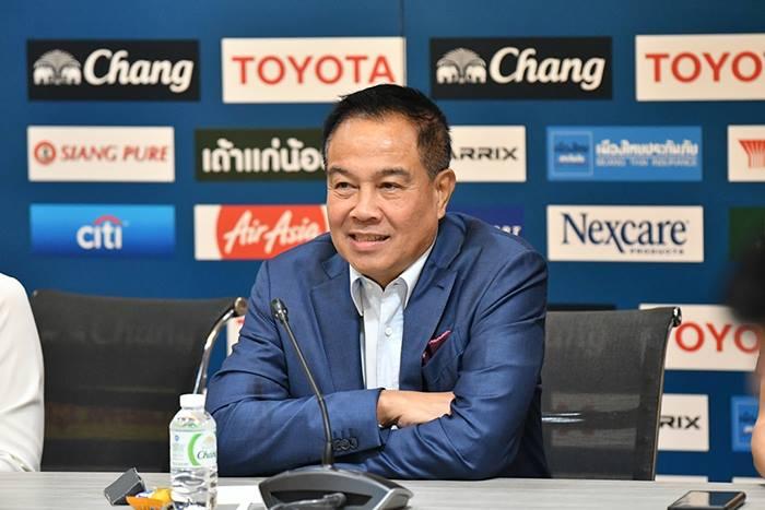 """""""สมยศ"""" ยัน เพิ่มโควต้าอาเซียน 2019 ชี้ แข้งไทยถ้าเก่งจริงก็ไม่ต้องกลัว"""