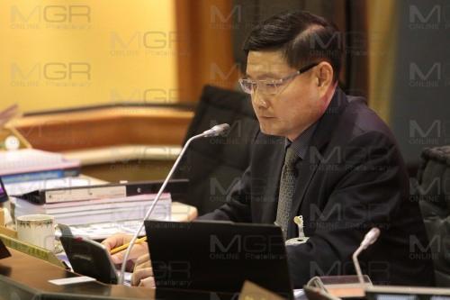 สนช.ดันพ.ร.บ.ข้าว หวังปฏิวัติข้าวไทย เชื่อจุดเริ่มต้นปลดหนี้ลืมตาอ้าปากได้