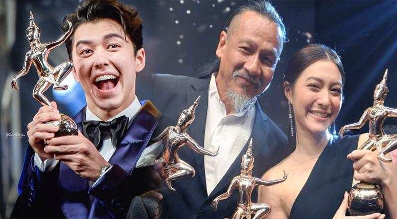 """ช่อง3 ยกขบวนรับ 14รางวัล """"นาฎราช ครั้งที่ 9"""""""