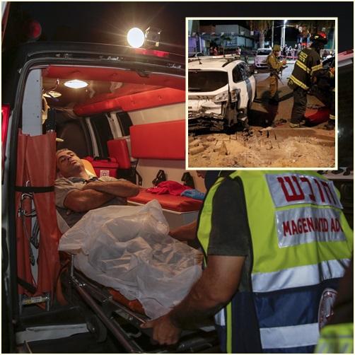 """InClips:ด่วน!! พบ """"แรงงานหญิงไทย"""" เจ็บสาหัสใน """"อิสราเอล"""" หลังฮามาสยิงจรวด 150 ลูกถล่มทางใต้ตลอดคืน"""