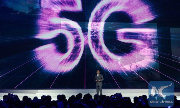 'จีน'วิ่งนำหน้า'สหรัฐฯ'ไปไกลในการแข่งขันเรื่องการสื่อสารไร้สาย 5 G