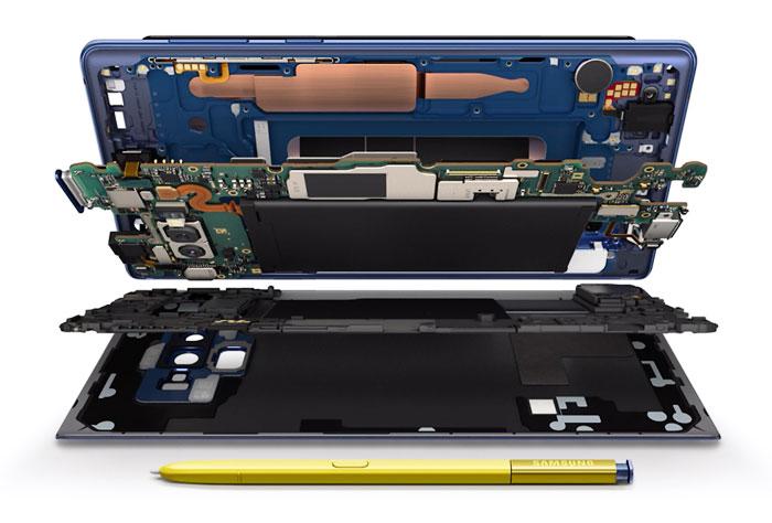 สรุปข้อมูล Samsung Galaxy Note 9 ที่พร้อมขายไทยเร็วๆนี้