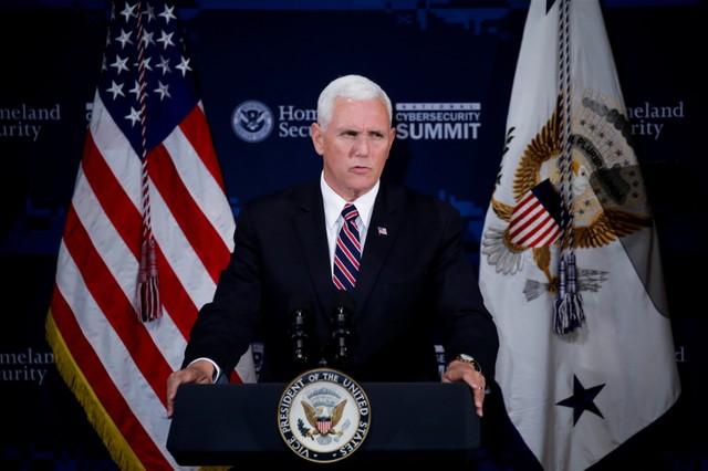 ไม่ได้พูดเล่น!!รองปธน.สหรัฐฯเปิดแผนจัดตั้ง'กองกำลังอวกาศ'ภายในปี2020