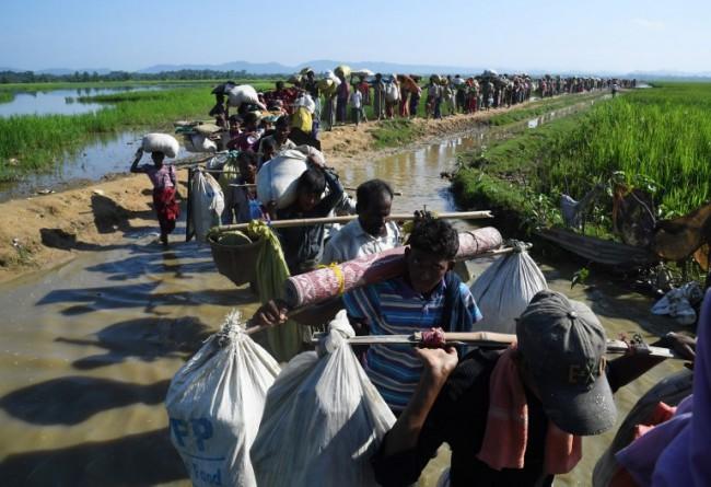 พม่าปัดคำร้องอัยการศาลอาญาระหว่างประเทศสอบวิกฤติโรฮิงญาชี้ไม่ได้เป็นรัฐสมาชิก