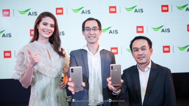 """""""Xiaomi"""" ผนึก """"AIS"""" ฉลองครบรอบ 8ปีสุดยิ่งใหญ่ พร้อมโชว์สุดพิเศษจาก """"มารีญา"""""""