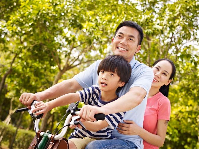 10 วิธีทำให้ครอบครัวมีความสุข