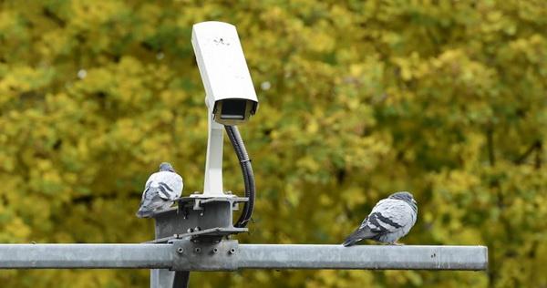 รัฐบาลจีนกำลังสร้างเครือข่ายกล้องวงจรปิดอัจฉริยะที่มีความซับซ้อน (แฟ้มภาพซินหวา)