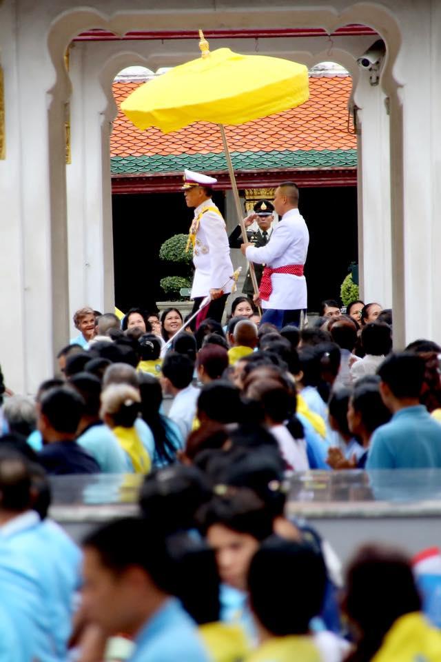 สมเด็จพระเจ้าอยู่หัว ทรงบำเพ็ญพระราชกุศล วันเฉลิมพระชนมพรรษา พระบรมราชินีนาถ ในรัชกาลที่ ๙