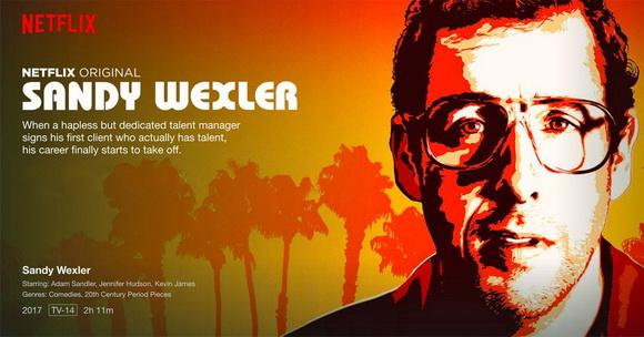 อดัม แซนด์เลอร์ กับบทตลก สนุก ซึ้ง ตรึงใจ : Sandy Wexler