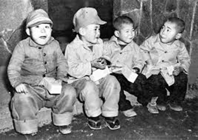 ญี่ปุ่นกับเด็กกำพร้าหลังสงคราม