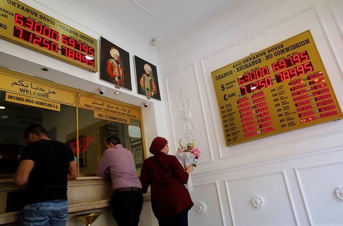 'ค่าเงินตุรกี'ยังทำตลาดทั่วโลกปั่นป่วน  ปธน.แอร์โดอันบอก'ไม่มีมู้ด'อ่อนข้อให้'ทรัมป์'