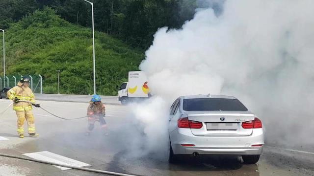 เกาหลีใต้ห้ามใช้รถยนต์ BMW ที่ถูกเรียกคืนและยังไม่ผ่านการตรวจสอบความปลอดภัย