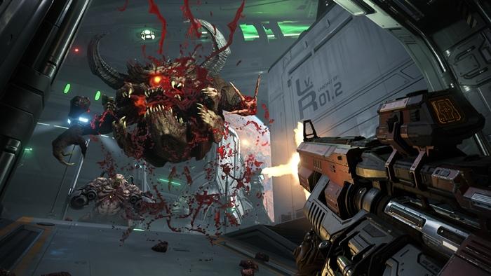"""Doom Eternal"" เปิดตัวเกมเพลย์ พร้อมพอร์ตลง Switch"