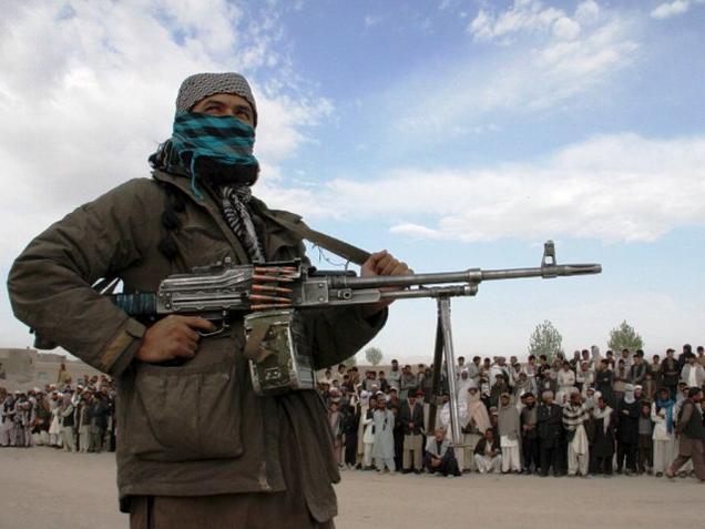 """ตอลิบานยึด """"ฐานทัพทางเหนือ"""" ของอัฟกัน ฆ่าทหาร 14 คน จับอีกหลายสิบ"""