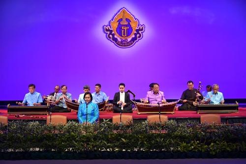 วธ.จัดการแสดงดนตรีไทยโดยครูอาวุโสแห่งรัตนโกสินทร์ เฉลิมพระเกียรติ สมเด็จพระเทพฯ