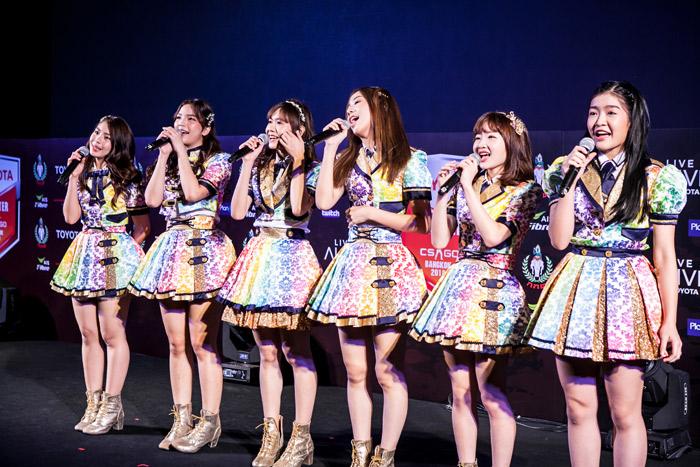 ไอดอลเกิร์ลกรุ๊ป BNK48
