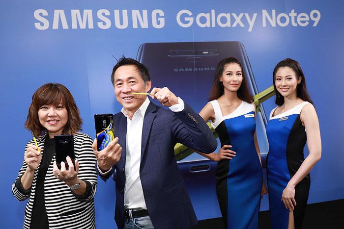 Samsung เผย 5 ข้อที่ทำให้คนใช้ Note แนะนำต่อ