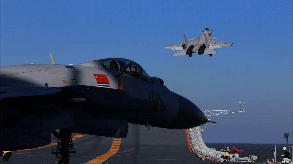 รายงานเพนตากอนชี้ทัพจีนเร่งฝึกฝนไว้โจมตีอเมริกาและพันธมิตร