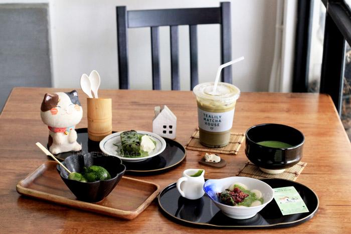 """""""Tealily Cafe"""" ดื่มด่ำรสชาติจากญี่ปุ่น สวรรค์ของคนรักชาเขียว"""
