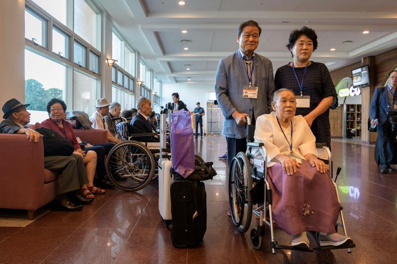 เกาหลีเหนือ-ใต้จัด 'งานรวมญาติ' ครั้งแรกในรอบ 3 ปี