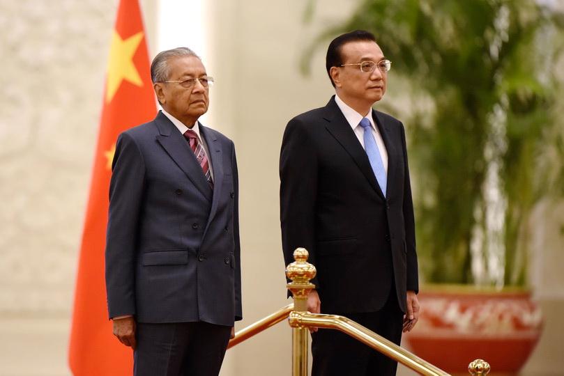 'มหาเธร์' วอนจีนเข้าใจปัญหาหนี้สินของมาเลเซีย-เพิ่มความร่วมมือทางเศรษฐกิจ