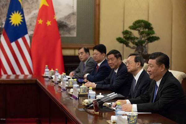 นายกฯมาเลย์เยือนจีน สัญญาช่วยดัน หนึ่งแถบ หนึ่งเส้นทาง