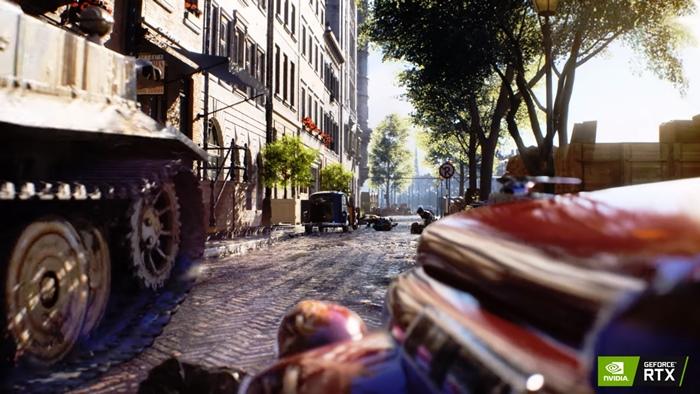 """Battlefield V"" เกมยิงอวดพลัง RTX เปิดเบต้า 6 ก.ย."