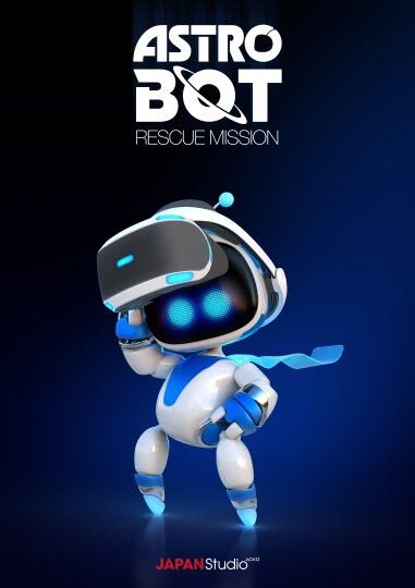 """เกม PSVR """"Astrobot"""" วางจำหน่าย 2 ต.ค.นี้ รองรับภาษาไทย!"""