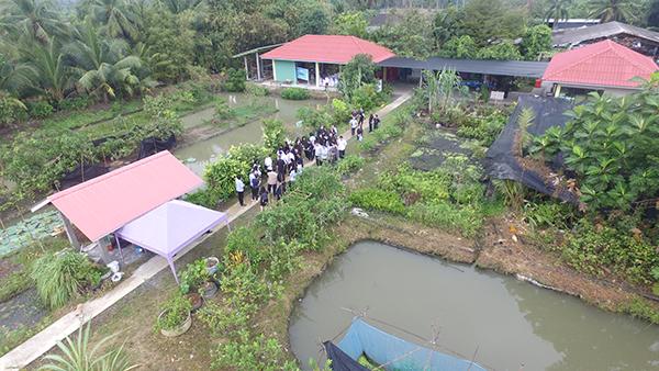 เกษตรนครปฐม จัดประชุมผู้แทนสมาชิกเครือข่ายลุ่มแม่น้ำโขง 6 ประเทศ
