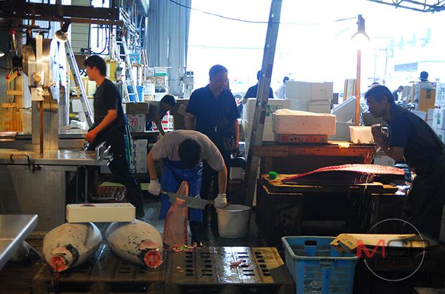 ตลาดปลาสึกิจิประกาศปิดให้ชมประมูลปลาทูน่า 15 ก.ย. ปิดตลาดถาวร 6 ต.ค.