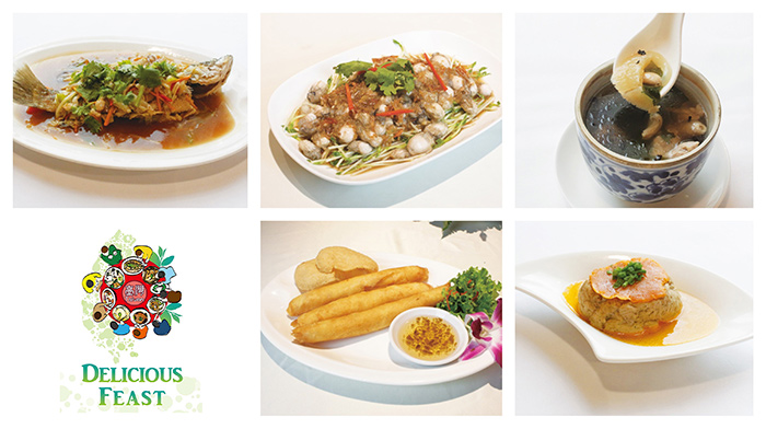 """สัมผัสรสชาติต้นตำรับไต้หวัน ใน """"เทศกาลอาหารไต้หวัน"""" วันนี้ถึง 16 ก.ย. ที่ เอเวอร์กรีน ลอเรล สาทร"""