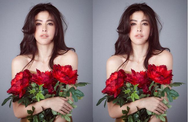 """""""ศรีริต้า"""" สวยเผ็ดเด็ดเวอร์วัง! เห็นแล้วอยากเป็นดอกไม้ในมือเธอ"""