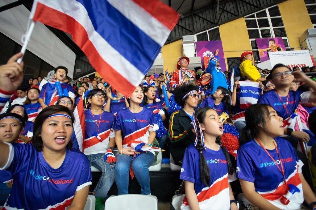 """""""ปตท. พาเชียร์ไทยติดขอบสนาม เอเชียนเกมส์ 2018"""""""