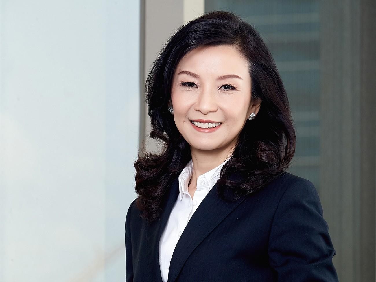 นางนางพรทิพา ชินเวชกิจวานิชย์ กรรมการผู้จัดการใหญ่ บริษัท กัลฟ์ เอ็นเนอร์จี ดีเวลลอปเมนท์ จำกัด (มหาชน) หรือ GULF