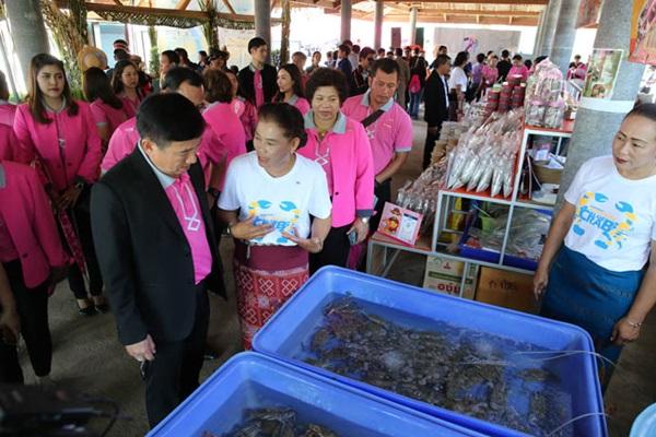 ธนาคารออมสินสนับสนุนด้านสินเชื่อดอกเบี้ยต่ำ ให้กับชุมชนชาวประมงทั้งในฝั่งอันดามัน และฝั่งอ่าวไทย