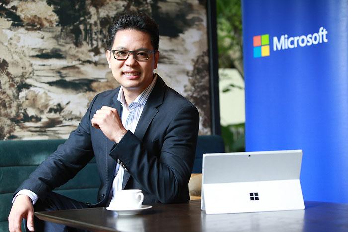 ไมโครซอฟท์ชูแนวคิด 'AI for Thailand' ร่วมทำงานใกล้ชิดเพื่อคนไทย